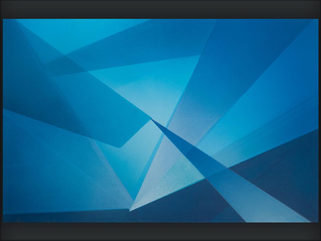 1 Wewnętrzna stratosfera akryl itusz akrylowy napłótnie 135 x 195 cm 2006