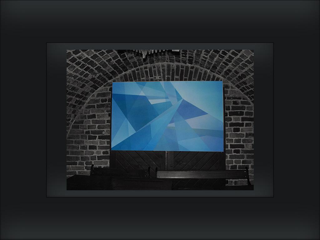13 lipiec 2006 wystawa towarzysząca Targom Nowej Sztuki, Piwnica podAniołem