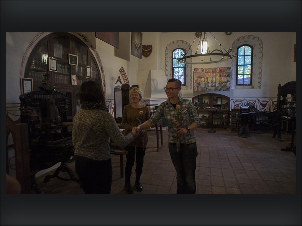 z Alicją Wieczorek iAgatą Dworzak - Subocz 2015